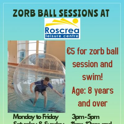 Zorb Ball Summer Sessions