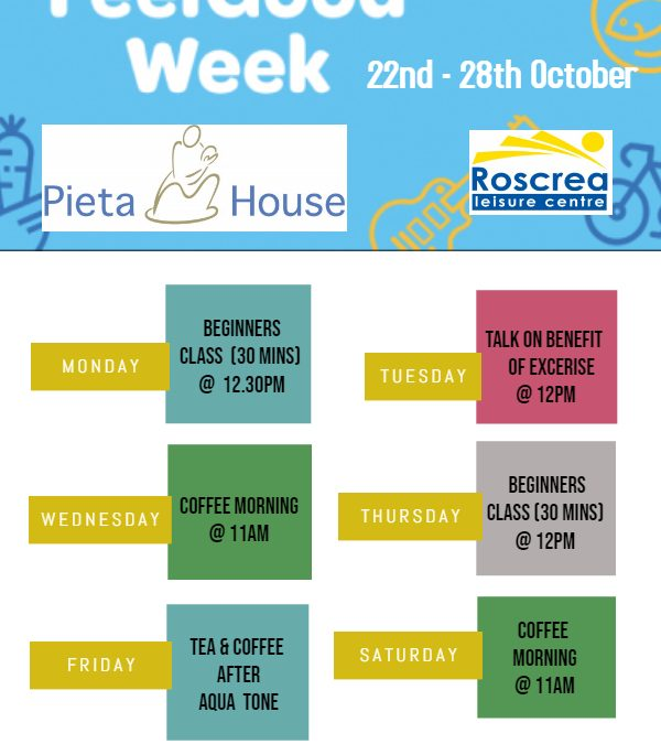 Pieta House Feel Good Week