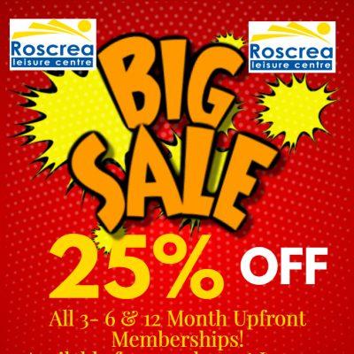 January Big Sale!!
