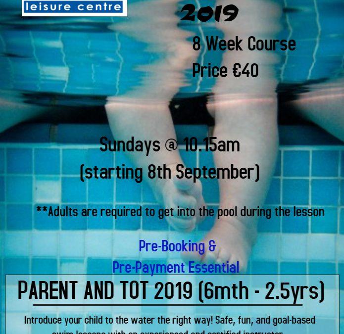 Parent & Tot September 2019