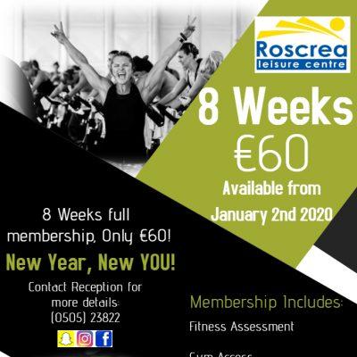 Membership Offer January 2020