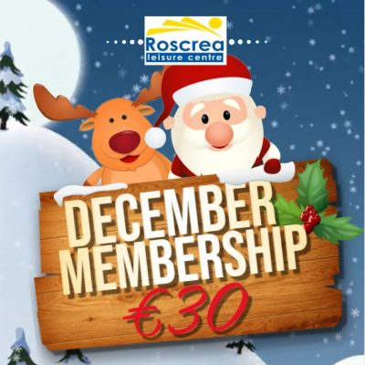 December 2020 Membership Offer