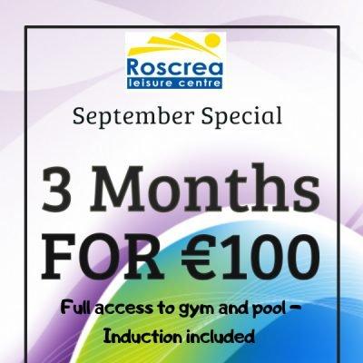 Membership Offer Ending 13th September 2021